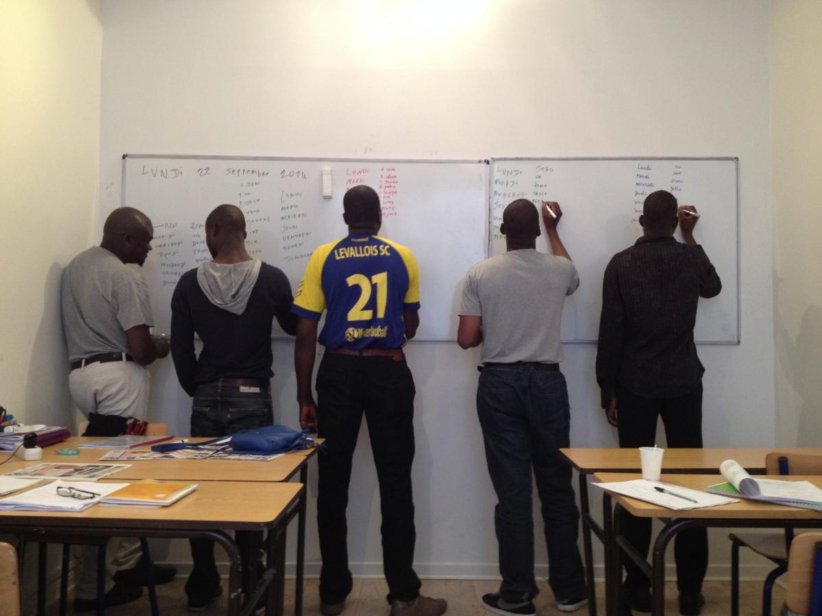 Formation FLE